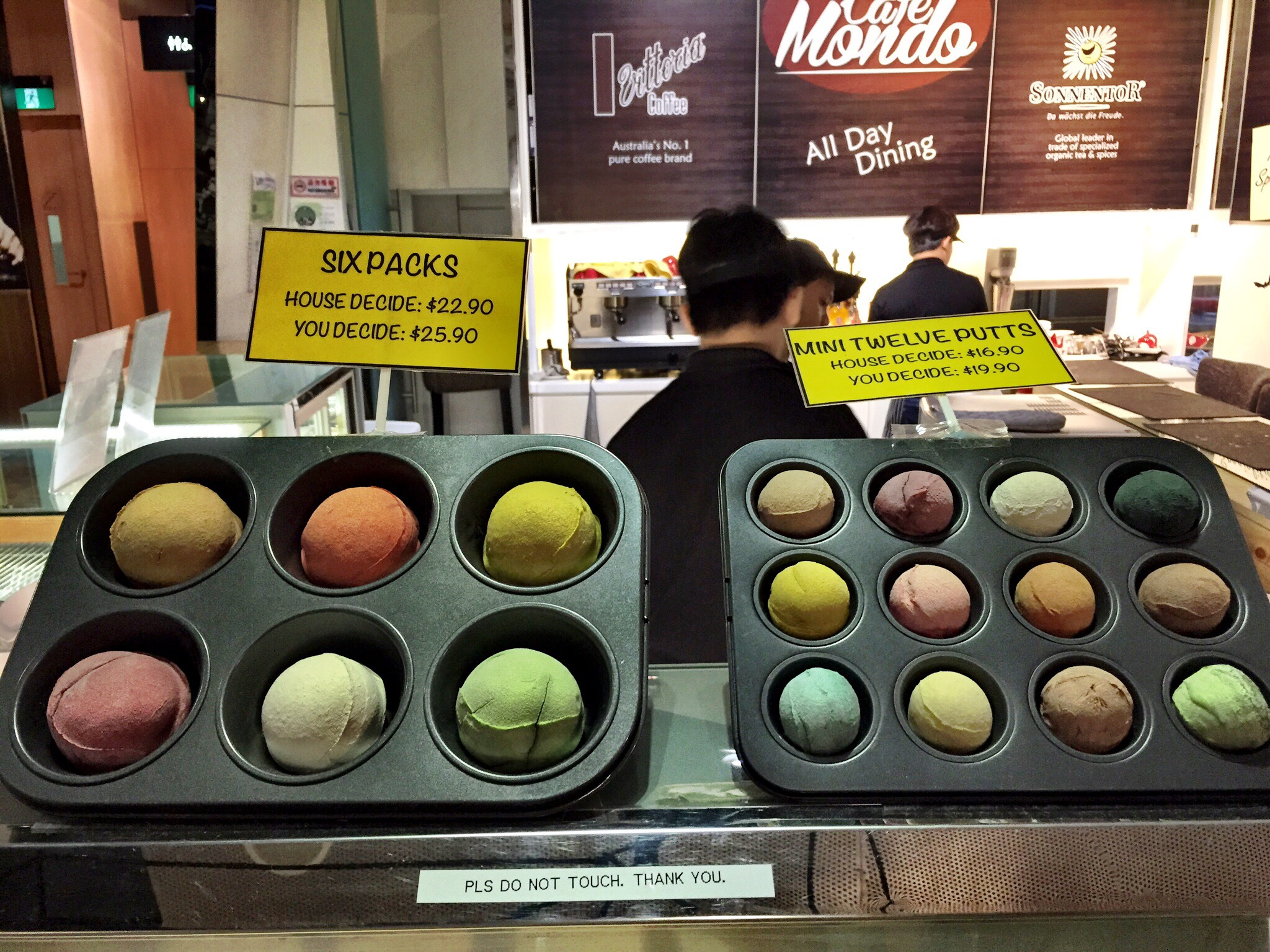 Cafe Mondo Has Kapiti Ice Cream Delicieuxpate